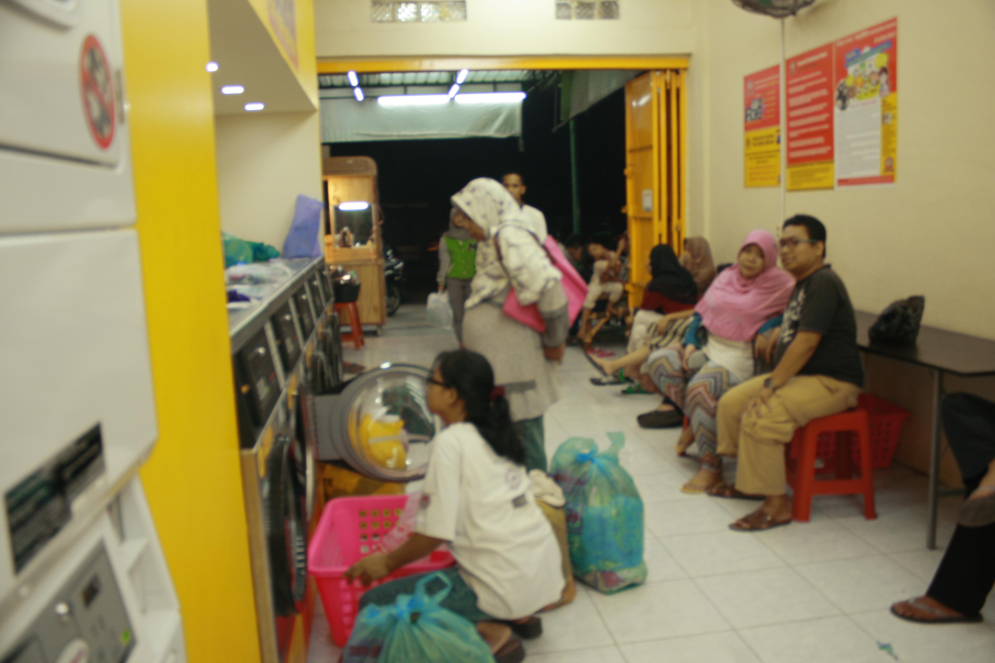 Wash World Medan